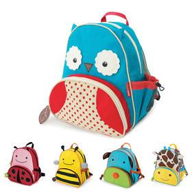 美国Skip Hop可爱动物园儿童防走失双肩背包 书包多款可选