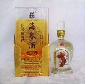 20年窖藏优质白酒搭长兴岛海刺参 海参酒 营养尽在每一口