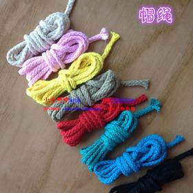 小辛娜娜编织套装材料包 帽绳宝宝马甲帽绳阿狸帽绳兔子马甲帽绳