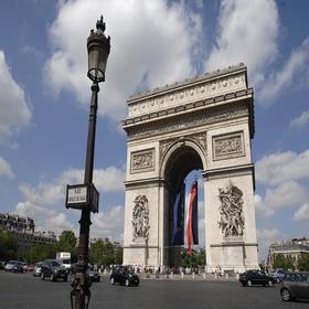 法国古迹游览票