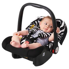 zazababy儿童车载0~12个月新生婴儿提篮,3C认证全国包邮