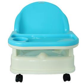 英国zazababy婴儿多功能便携儿童餐椅宝宝吃饭桌椅可调节包邮