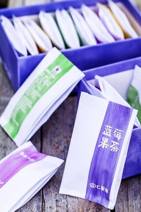 护眼抗氧化高原蓝莓果茶