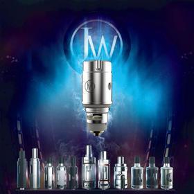 新款法国人气正品JWELL雾化芯五颗装WMAX3