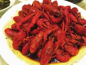 香辣龙虾(时价/斤)