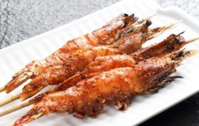 烤对虾(1串2大虾)