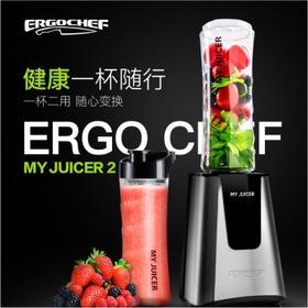 【妈网】 ERGO CHEF榨汁机(送大杯),一款超级好用又方便的原汁机
