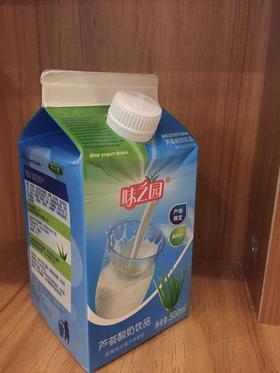 味之园芦荟酸奶