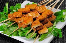 豆腐干(串)