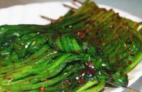 韭菜(串)