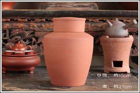 【中号贵政陶罐】容量约三斤装