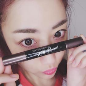 [韩国原装]CLIO珂莱欧液体眉笔 双头水性眉笔染眉膏
