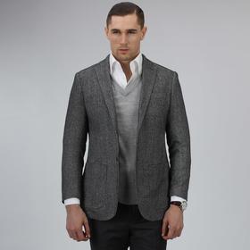 男士粗呢粗纺西装夹克