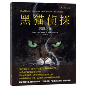 【正版包邮】黑猫侦探1:阴影之间
