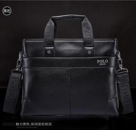 POLO品牌时尚潮流商务公文包  电脑包