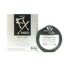 参天FX NEO眼药水清凉型缓解眼疲劳充血 12ml