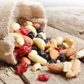 【秒杀季】每日坚果 原味混合坚果干果 25g/小包(每周三、五发货)