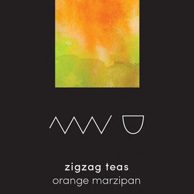 Zig Zag Teas 杏仁橙香南非国宝茶(英国伦敦)
