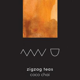 Zig Zag Teas 最受欢迎金牌椰子茶(英国伦敦)