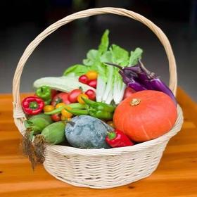 有机蔬菜7种蔬菜搭配组合(仅杭州地区配送)