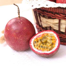 【下单多送半斤!】越南进口新鲜百香果 口感酸爽香甜(5斤/件,内含25-30个左右,具体以重量为准)