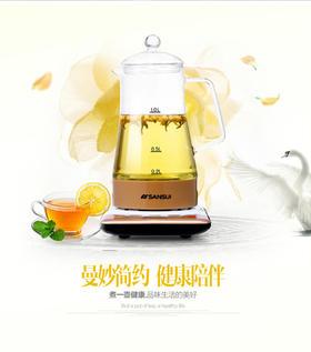 【年中大促】Sansui/山水 养生壶 中药壶分体煎药壶 KT-811  48小时内发货