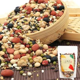 十谷米:丰富均衡的谷物膳食,共16种谷物,一包足够。