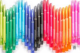 PILOT百乐 可擦 彩色纤细笔0.38mm