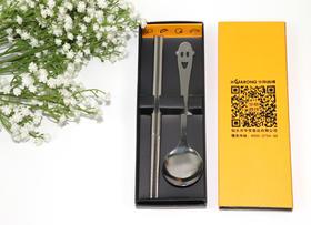 珍藏版筷子汤勺1套