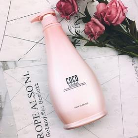 COCO natural洗发水 护发素 沐浴露 水润蛋白清爽舒缓香芬控油去油洗发乳 750ml