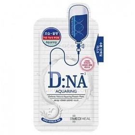 可莱丝 DNA水光蛋白质面膜蓝色补水保湿