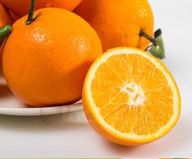 【现摘现发赣南脐橙】!新鲜水果橙子!皮薄多汁!