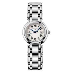 浪琴(Longines)手表 心月系列石英女表L8.110.4.71.6