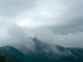 无锡出发:10.5登缥缈峰,徒步山脊仙境,看太湖万顷风光(1天)