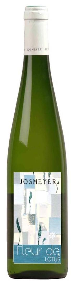 """乔士迈酒庄""""莲""""白葡萄酒 法国阿尔萨斯    Josmeyer Fleur de Lotus Alsace AOC"""