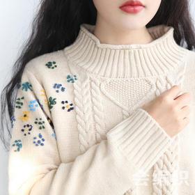 毛衣绣课程