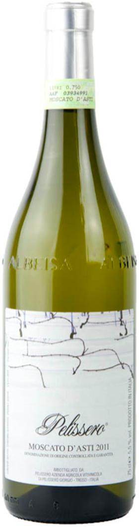 潘丽赛罗酒庄 麝香甜白微气泡葡萄酒 意大利皮尔蒙特 Pelissero Moscate,Piemonte Italy