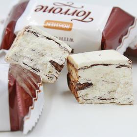 【满39元全国包邮】俄罗斯进口糖果如胜喜糖系列奶糖如胜托龙源本糖500g