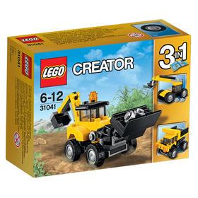 乐高/LEGO  创意系列   工程车辆 31041