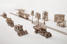 乌克兰Ugears 木质机械传动模型