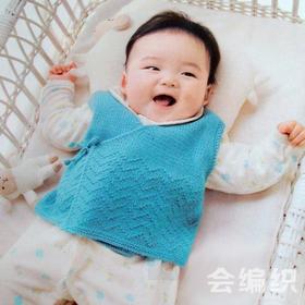 婴儿服装的设计与编织