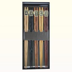麻花筷5双礼盒