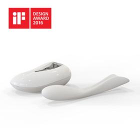 【为思礼】【iF奖】甜爱路·佳藕 360°可弯折扭动按摩棒 | 情趣玩具
