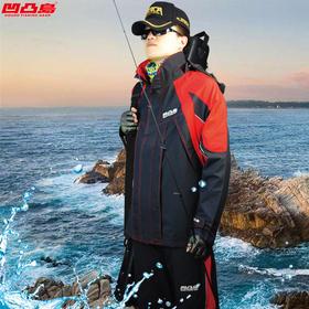 全天候冲锋套装丨防水防油防污丨一套走四季