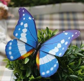 装饰蝴蝶1对