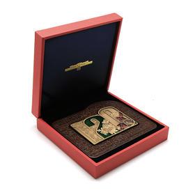 沈阳造币有限公司120周年--经历纪念铜章