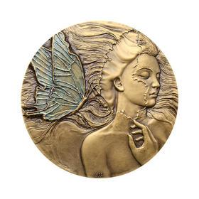 《铸梦.淳爱》、《铸梦.蝶缘》大铜章