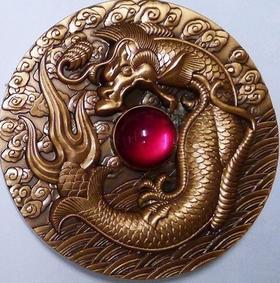 鱼化龙纪念章
