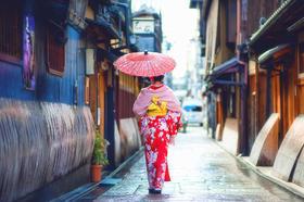 【京都必体验】京都传统日式和服体验