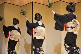 【京都必体验】京都祇园日本传统艺能鉴赏演出